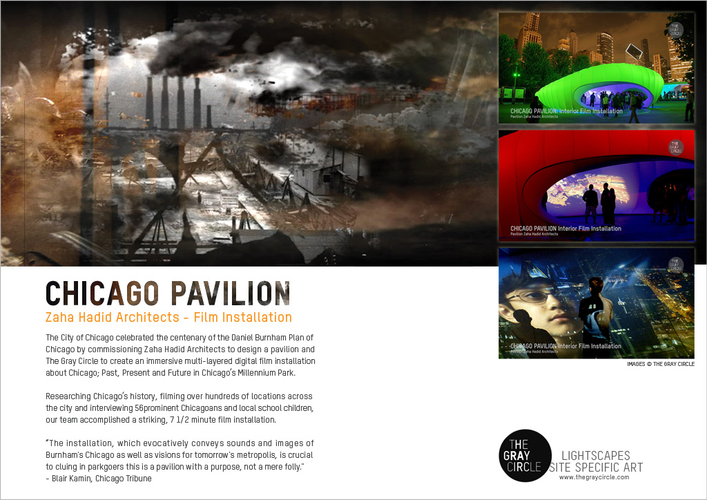 Project Spotlight: Chicago Pavilion